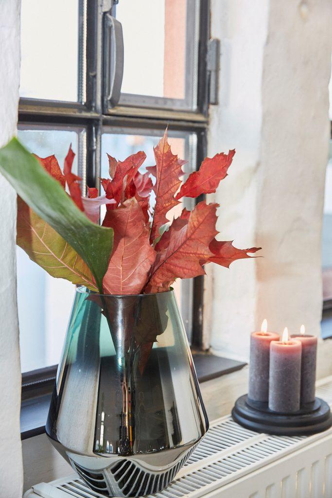 Herbstliche Stimmung in der Vase