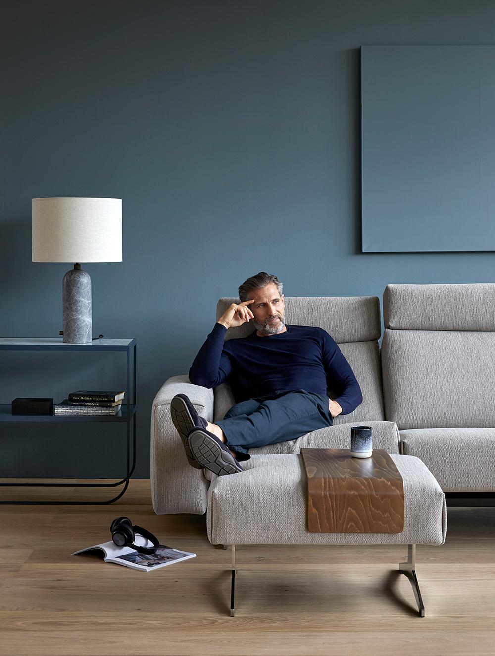 Stressless Bella Sofa mit entspannender Schaukelfunktion_BalanceAdapt