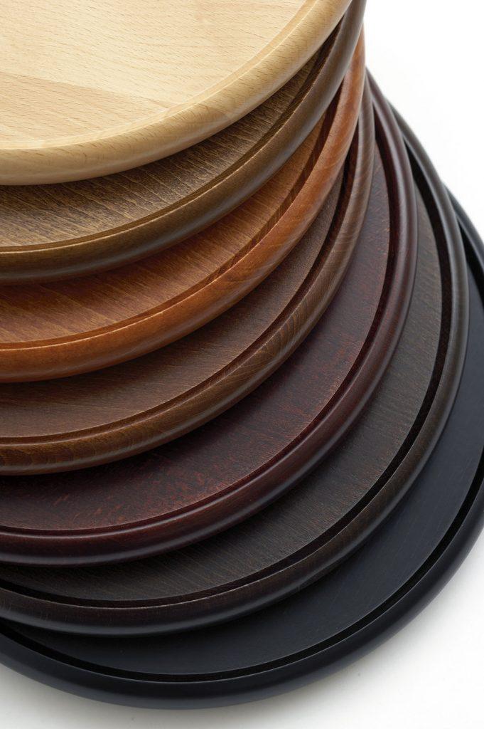 Stressless Holzfarben aus gebeizter Buche