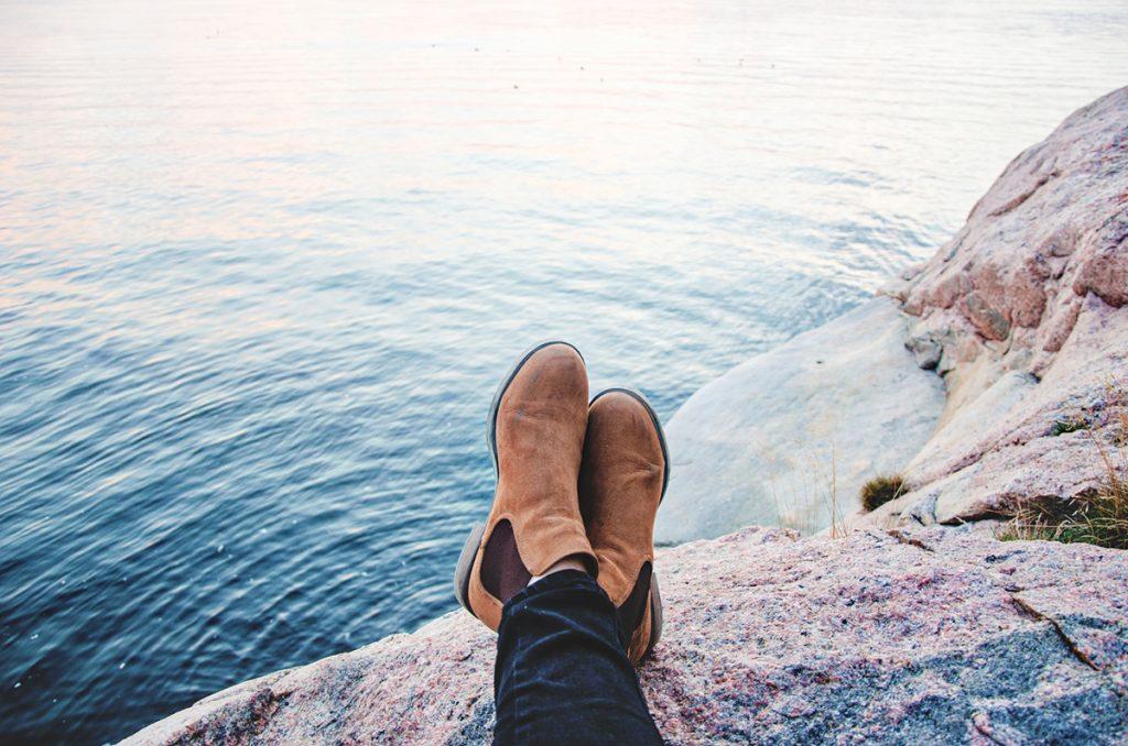 Balance, Entspannung, Gelassenheit, Durchatmen, innere Ruhe