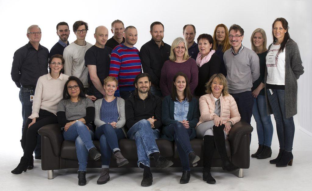 Stressless Design Team, Ekornes, gutes Design