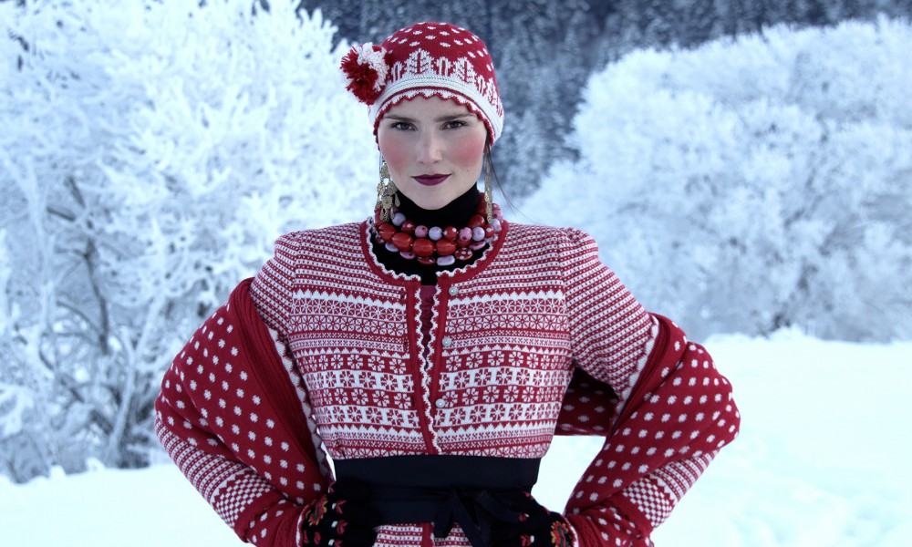 Norweger trendige strickmuster mit tradition for Norweger strickmuster