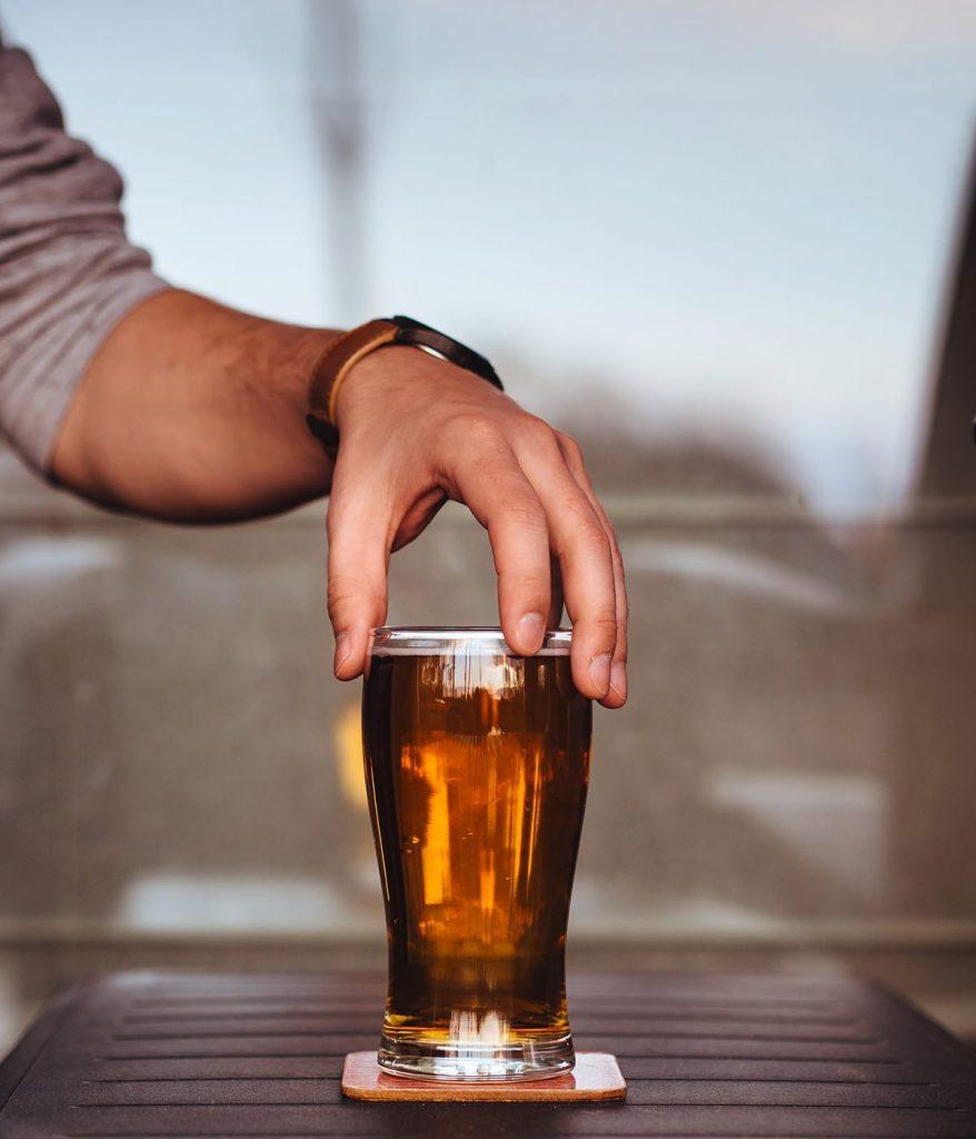 Das erste Freiluft-Bier des Jahres wird oftmals an Ostern in Norwegen genossen.