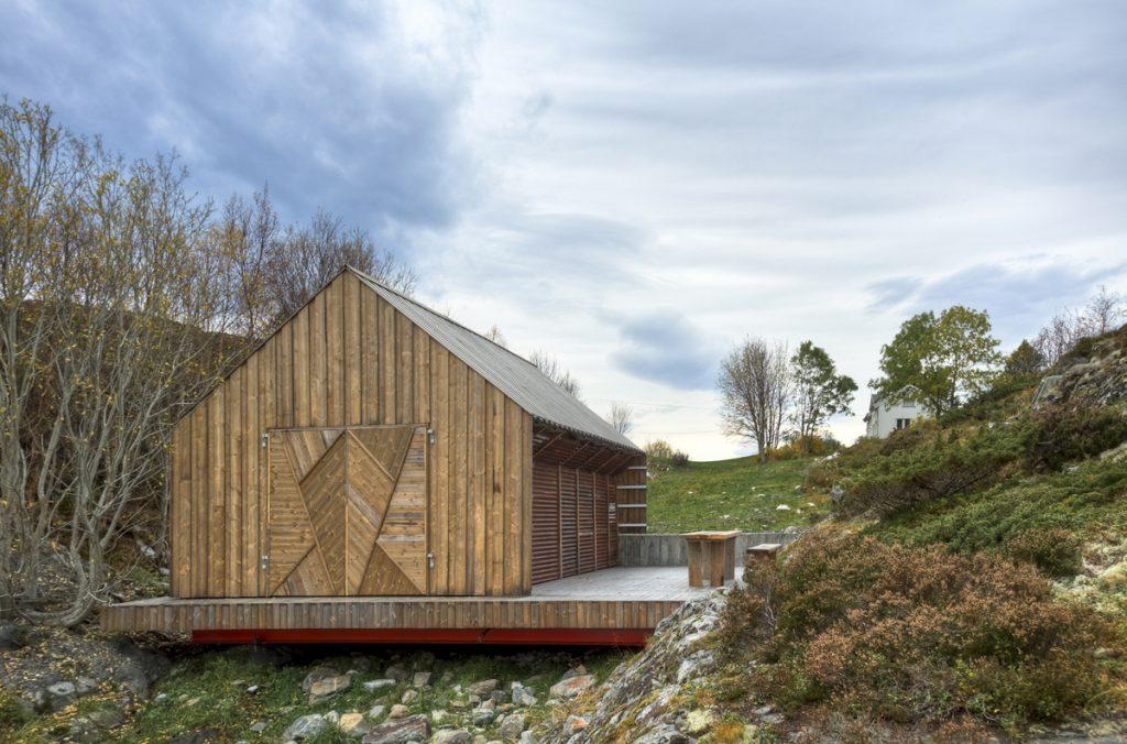 Bootshaus_TYIN_tegnestue_NaustPaaAure_Norwegen
