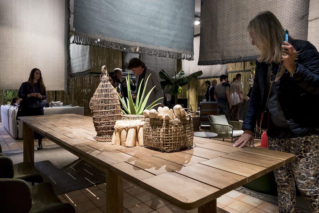 Holz, Salone del Mobile Milano 2016