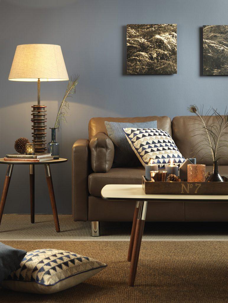 Ein Stressless Sofa, bezogen in der Ledersorte Semianilin, ist ideal für Kenner und Liebhaber des Naturprodukts.