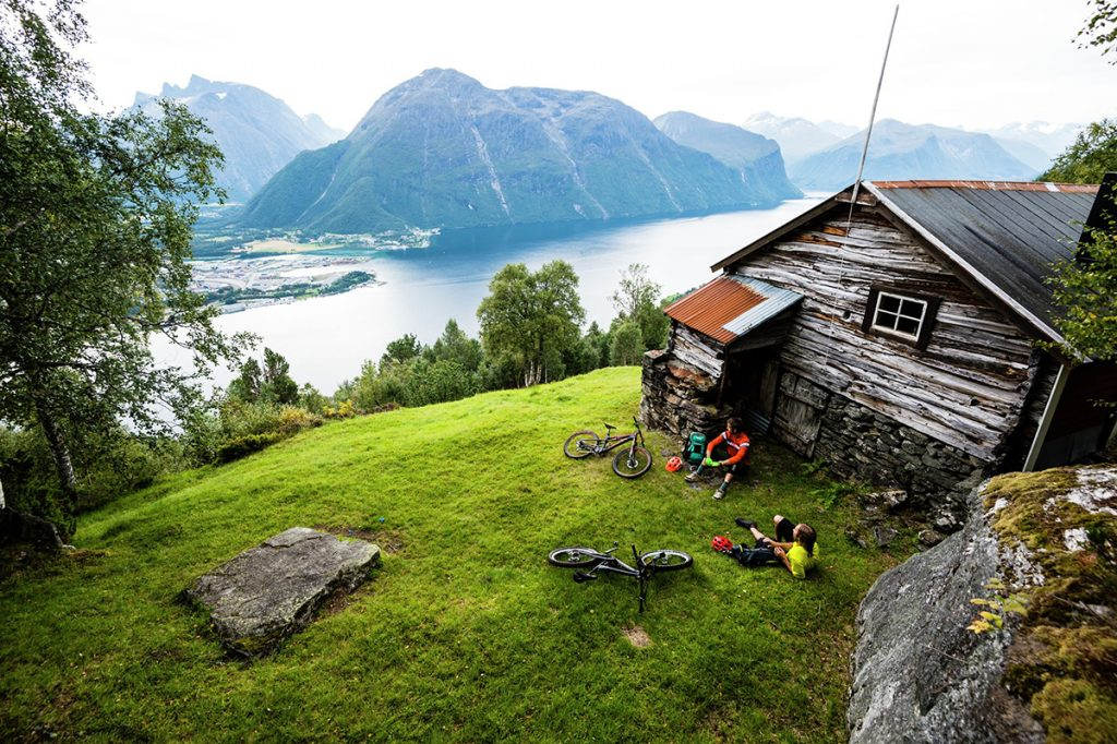 Ferienhaus_Norwegen_Sommer_Mountainbiking