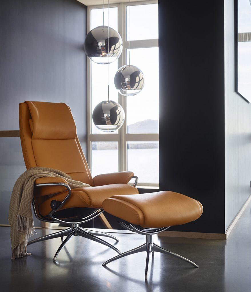 Stressless Paris, Ekornes, gutes Design, Lieblingsmodell