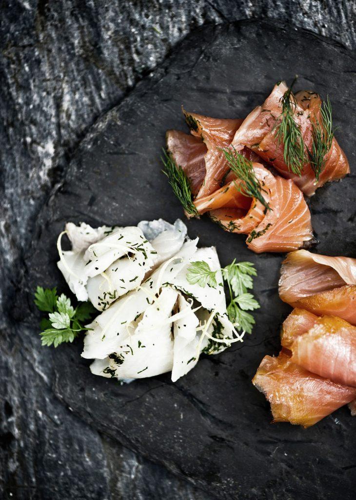 Lachs ist ein wahres Superfood und sehr gesund, nicht nur im Winter.