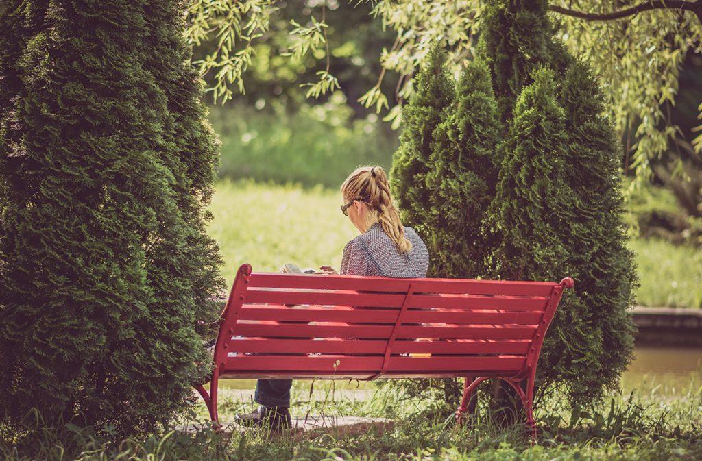 Auch bei Ferien Zuhause gibt es zahlreiche Möglichkeiten die Natur zu genießen.