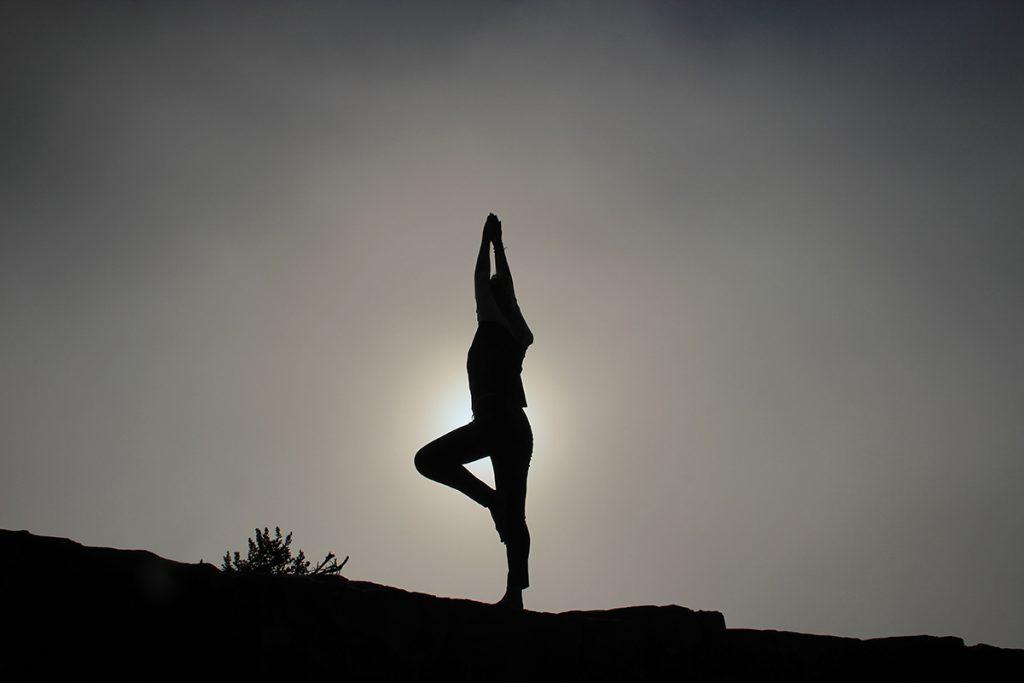Balance, Entspannung, Gelassenheit, Yoga, innere Ruhe
