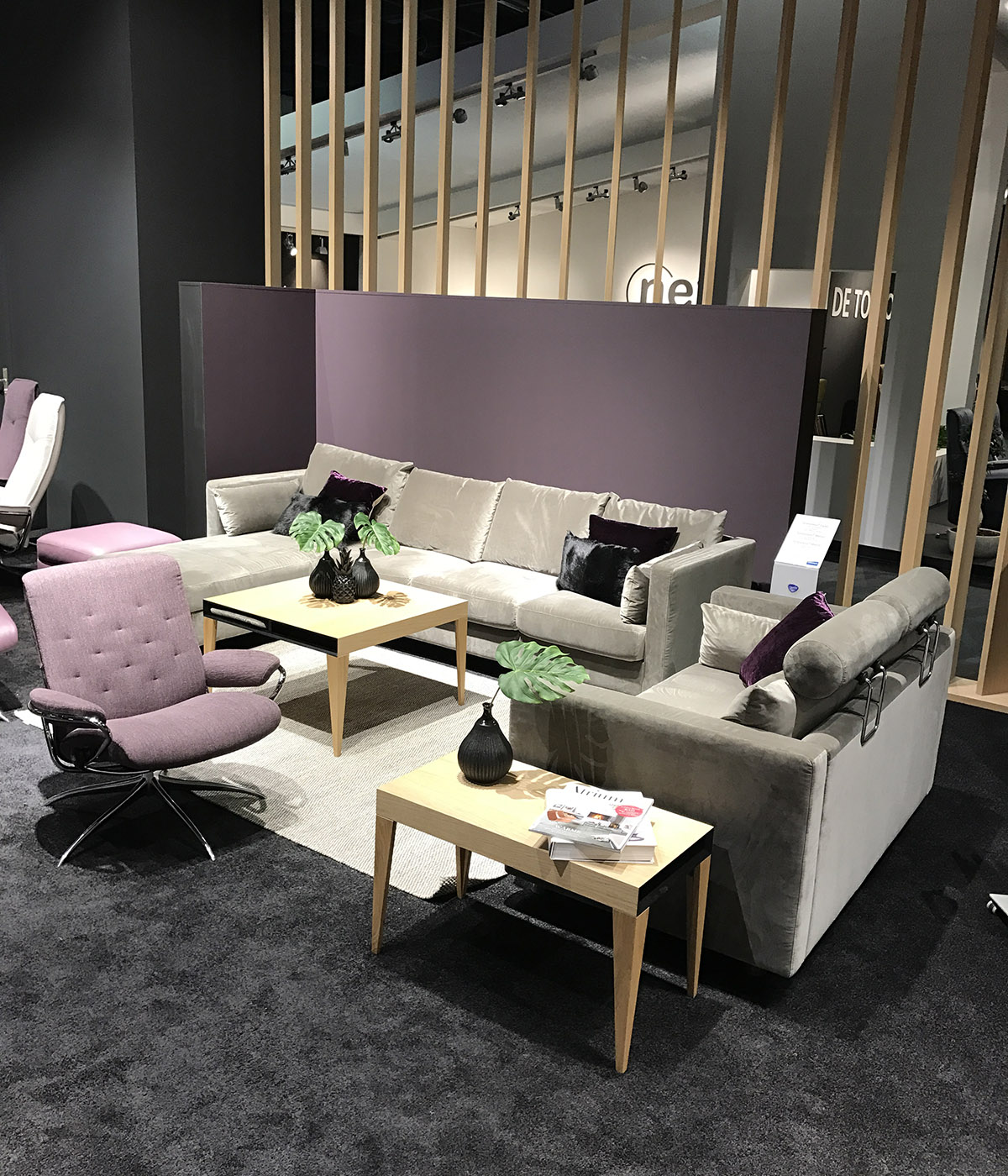 Imm Cologne Stressless Wohntrends 2017 Farben