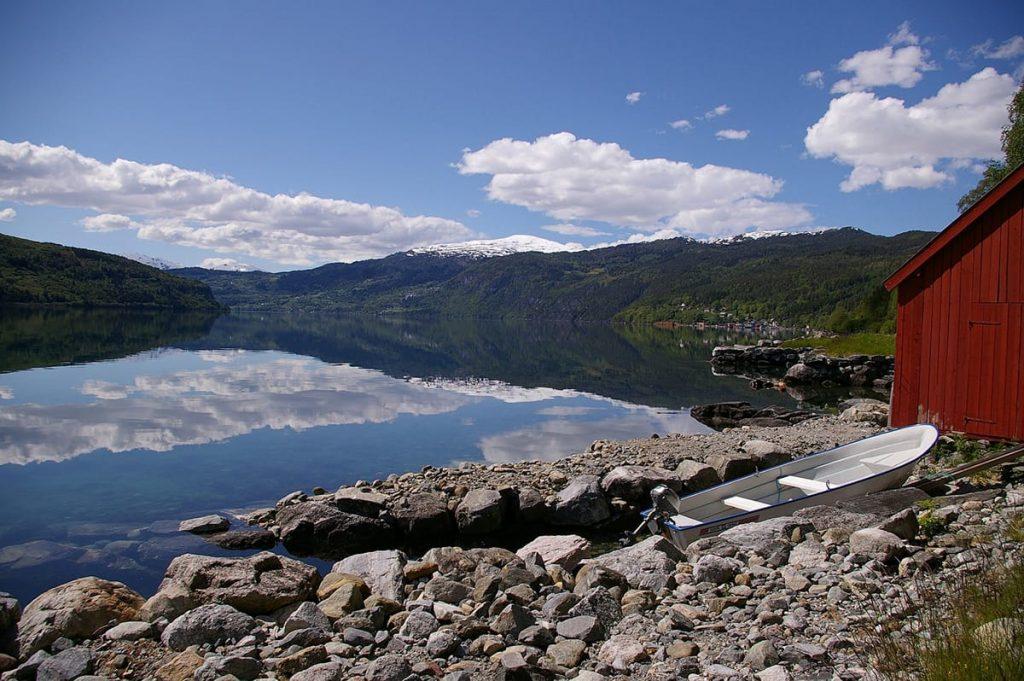 Angeln in Norwegen ist ein ganz besonderes Erlebnis.