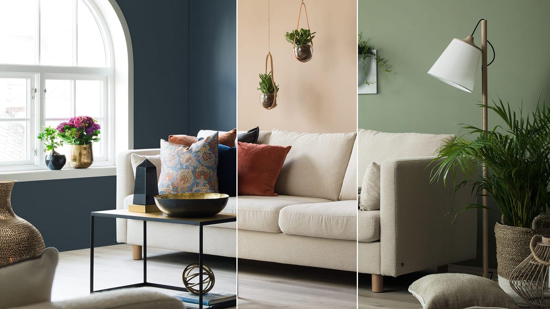wohnzimmer modern einrichten so einfach geht s. Black Bedroom Furniture Sets. Home Design Ideas