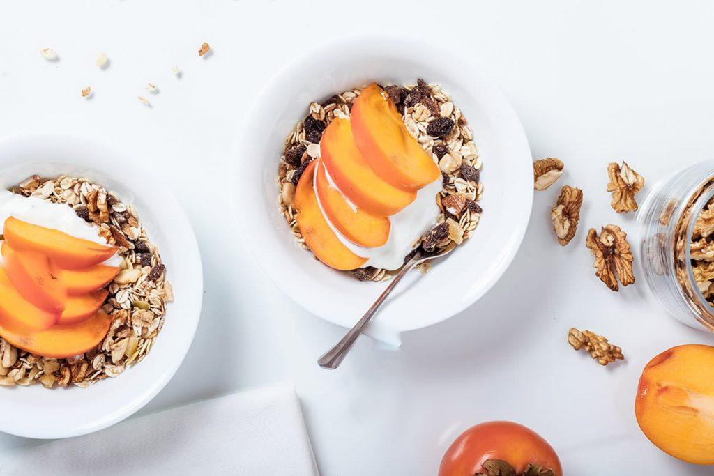 Mit Haferflocken lässt sich ein wunderbares Stressless-Food-Frühstück zaubern.