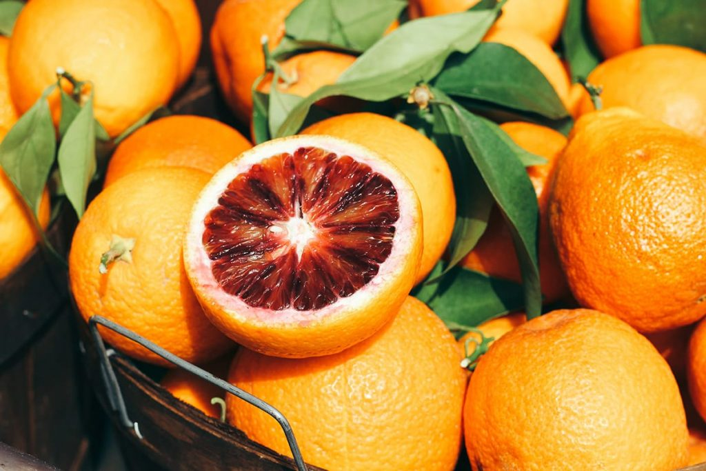 Orangen sind vor allem im Winter ein tolles Stressless-Food und enthalten viel Vitamin C.