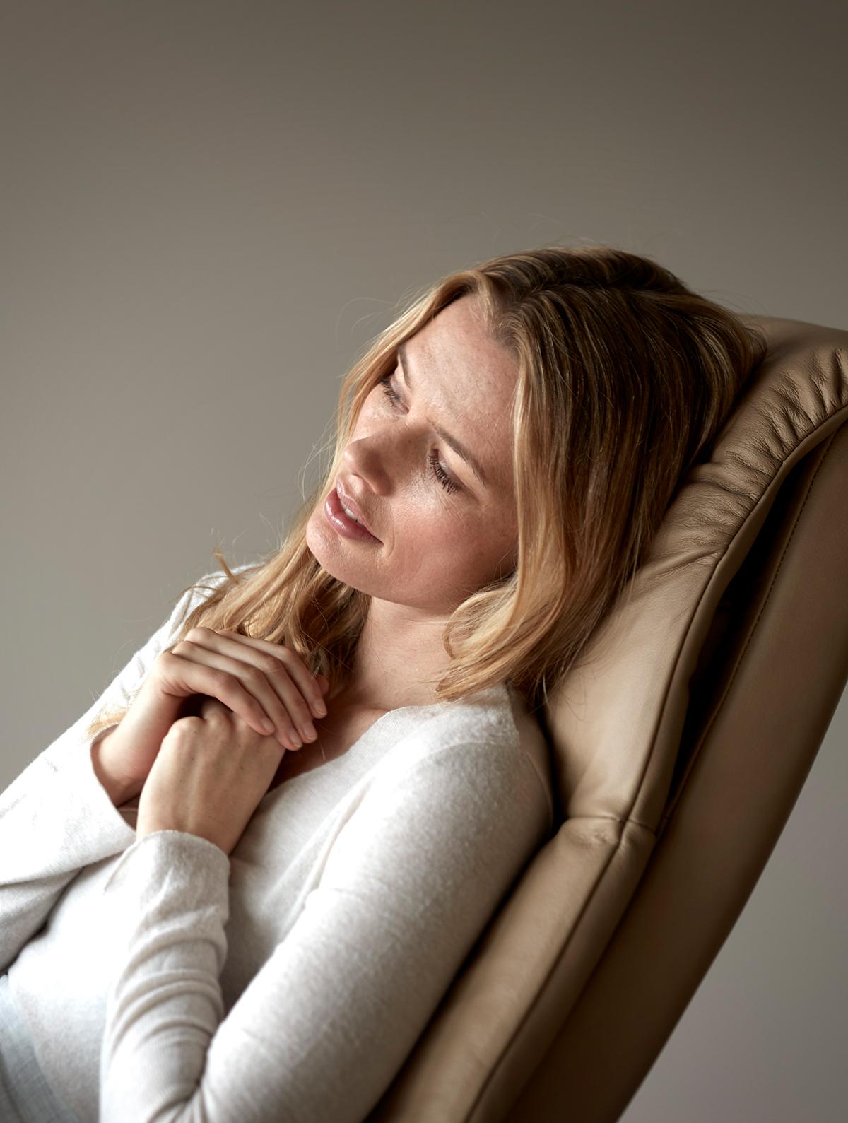 Für die vollkommene Entspannung gilt es, den richtigen Sessel zu finden, wie hier den Stressless View.