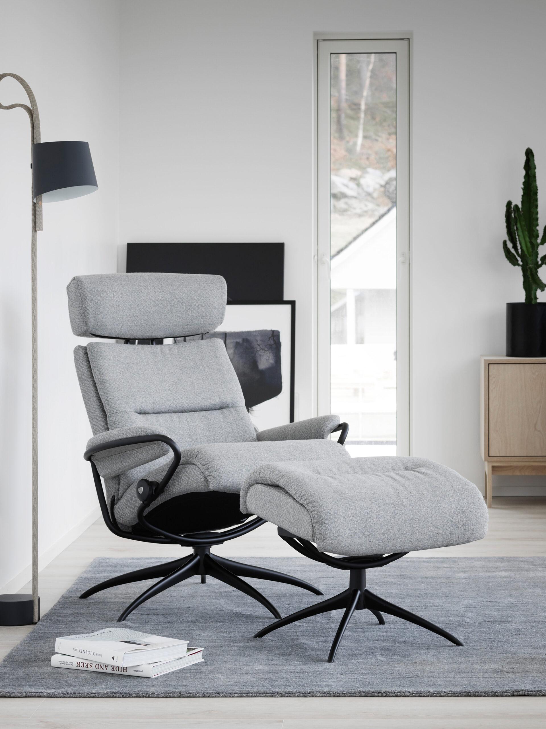 Beim Leseecke einrichten könnt ihr ganz eurem persönlichen Stil folgen und euren Stressless Tokyo Sessel individuell auswählen.