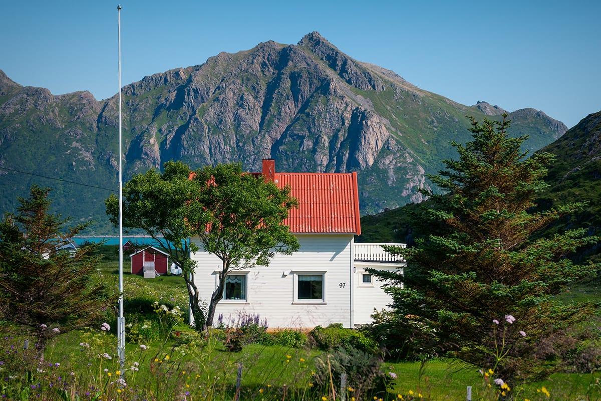 Leckere norwegische Spezialitäten gehören zu jedem Sommerurlaub in Norwegen.