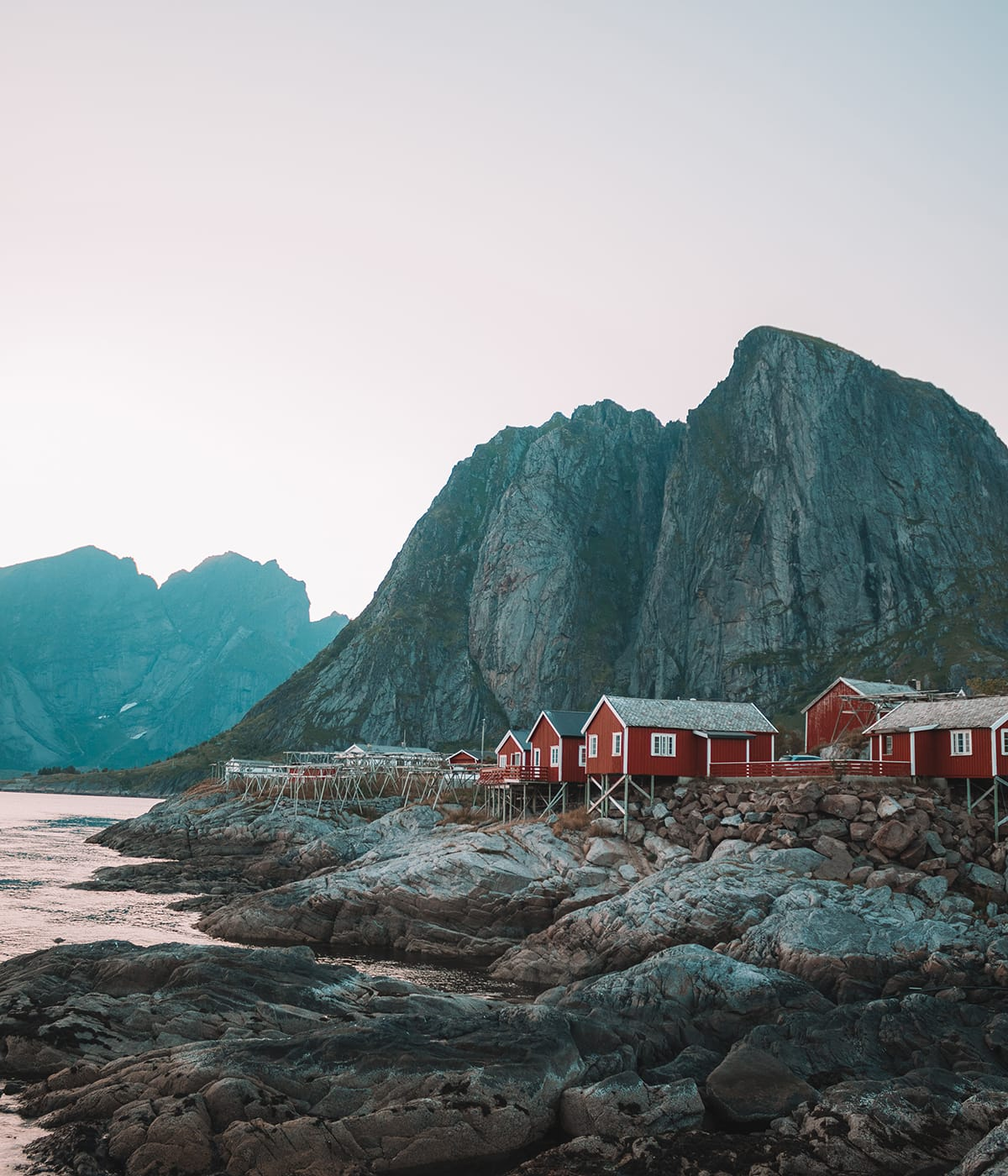 Traditionelle norwegische Spezialitäten basieren auf den Erzeugnissen, die es in Norwegen und in der Umgebung gibt.